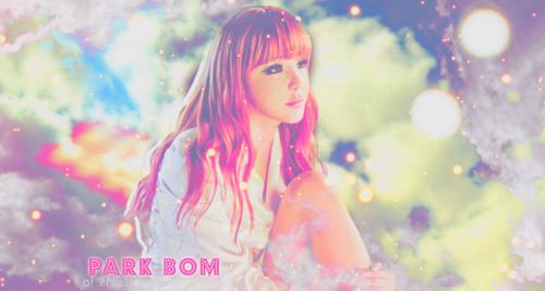 Park Bom of 2NE1