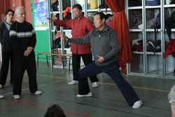 Stage avec Maître Wang Xian - Mars 2013