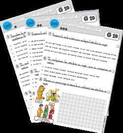 Attributs du sujet: PDT et évaluation cogérée