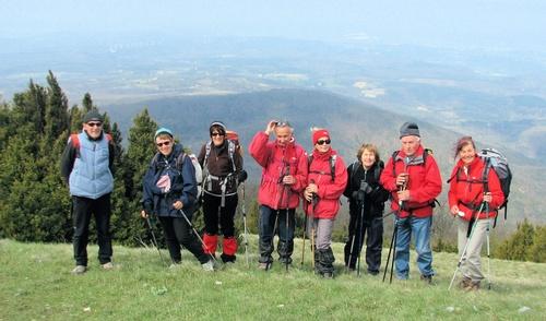 17 avril 2012 - Le Mont Rachas