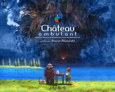 Le Chateau Ambulant VF/VOSTFR