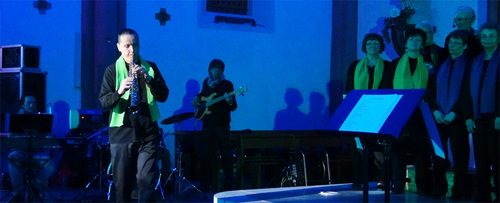 2013 03 16 Villars - Concert à l'église St Laurent