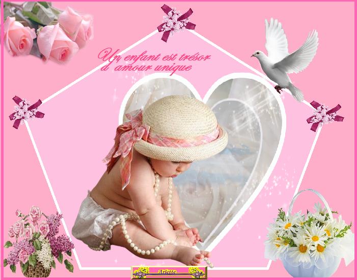 Vive la vie en rose bonbon