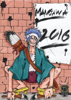 Prix mangawa 2015