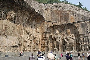 db fengxian-grotto-longmen-7th-century5