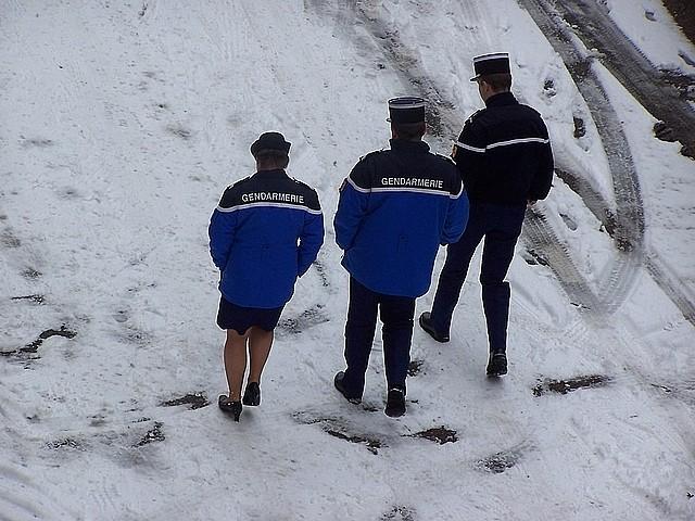 Metz sous la neige 7 Marc de Metz 06 02 2012
