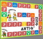 Antiq'quiz (jeu de plateau sur l'Antiquité)