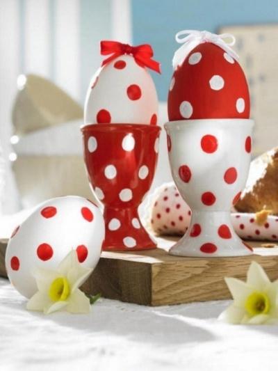 Les oeufs de Pâques - Thème 3