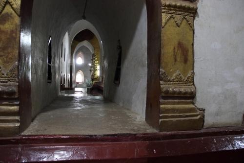 Le temple Ananda à Bagan