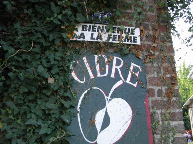 Balade à Saint Aignan sur Ry