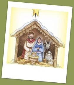 Noël c'est la naissance d'un Enfant ...