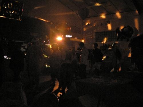 Concert privé 03 avril, sur scène
