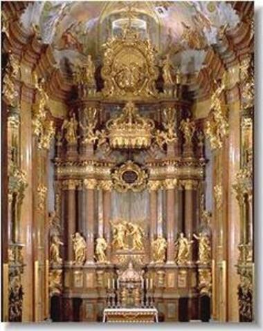 Petit tour en Autriche... MELK, son Abbaye !!