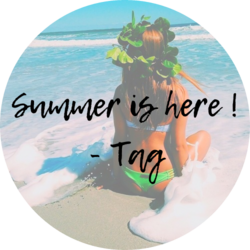 Summer is here ! - Tag