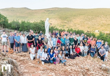 LU SUR FACEBOOK : Le 39e anniversaire des apparitions de Medjugorje / La Messe d'au-revoir du Père Alexis Wiehe