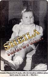 Avant Sheila, il y a eu Anny...