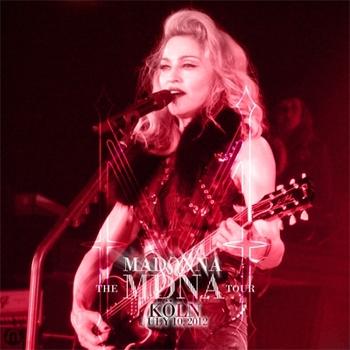 The MDNA Tour - Koln Audio