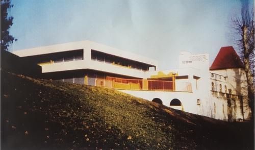 - Le Château Ecole en 2015