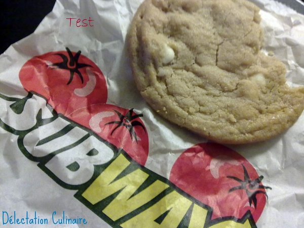 "Test Cookies ""Subway"" VS Cookies ""Pepperidge Farm"""