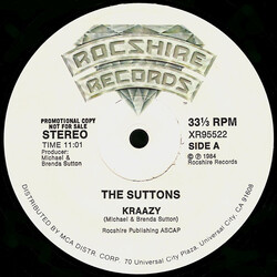 The Suttons - Kraazy