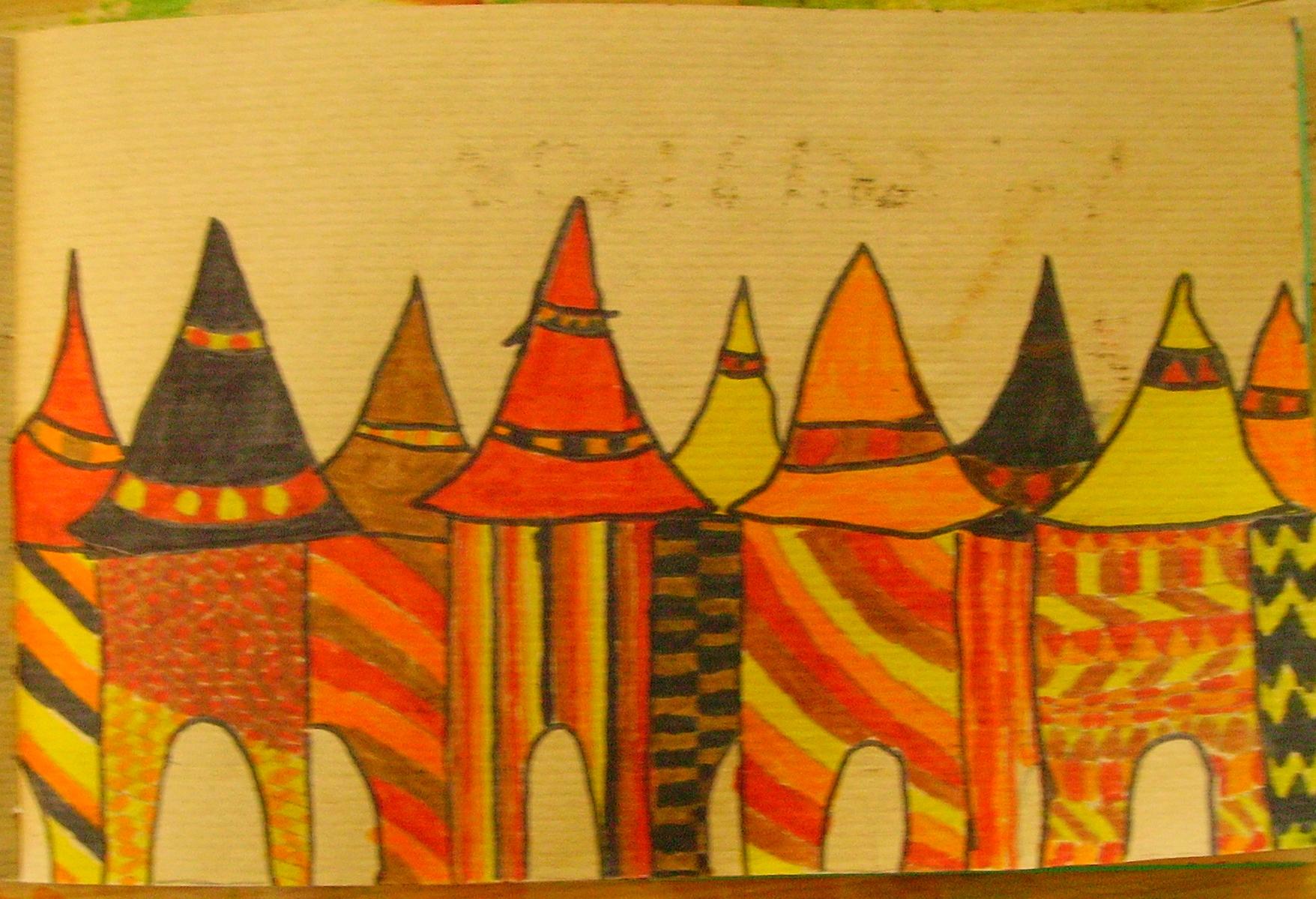 Souvent Arts visuels et Orient - L'enfance de l'art LD95