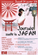 journée made in japan