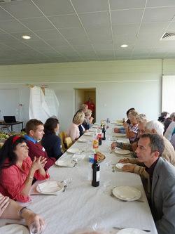 Photos du repas et divers ...