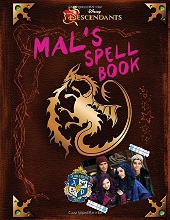 Mal's Spell Book