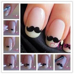 Tuto nail art #swaag#