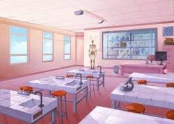 Salle de classe manga SVT