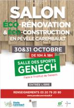 14ème édition du salon éco-construction pour construire ou rénover votre logement !