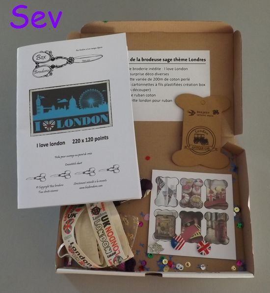 Broderie Box