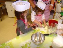 Atelier-cuisine : un gâteau au chocolat