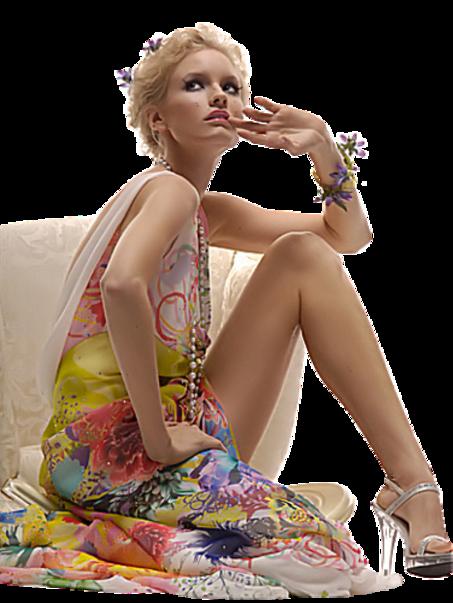Femmes Glamour Série 14