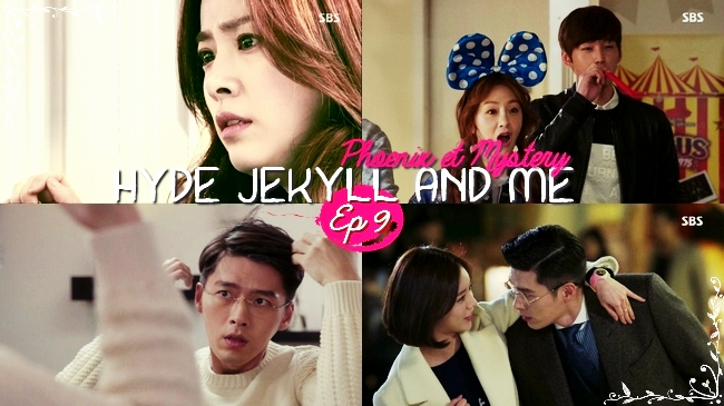 Hyde, Jekyll and Me - épisode 9 -