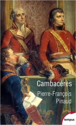 Couverture du livre : Cambacérès