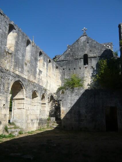 Abbaye de Boschaud (24)