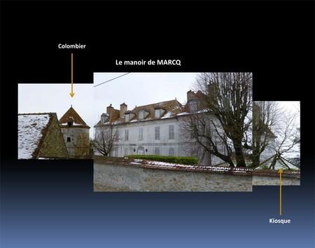 Le manoir de Marcq en Yvelines