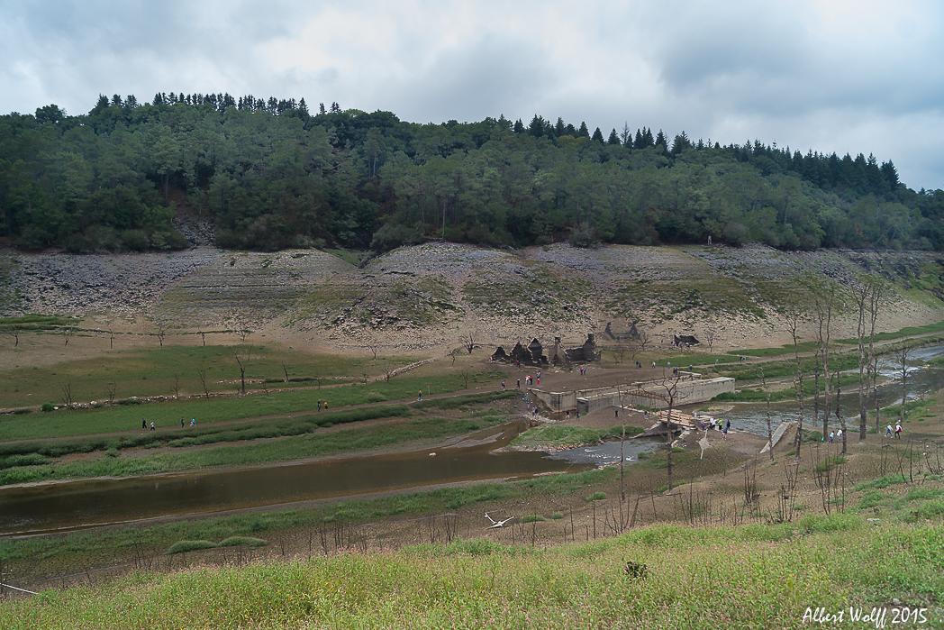 Guerlédan,  le lac disparu - 2