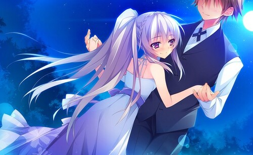 Prend moi la main et danse