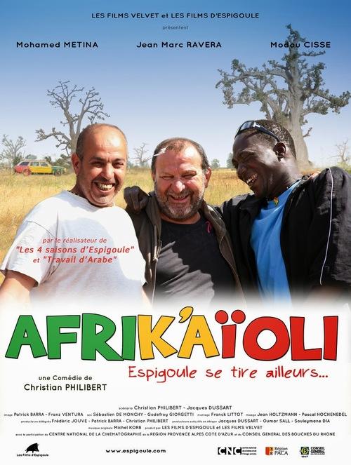 AFRIK'AÏOLI, le film de l'année !