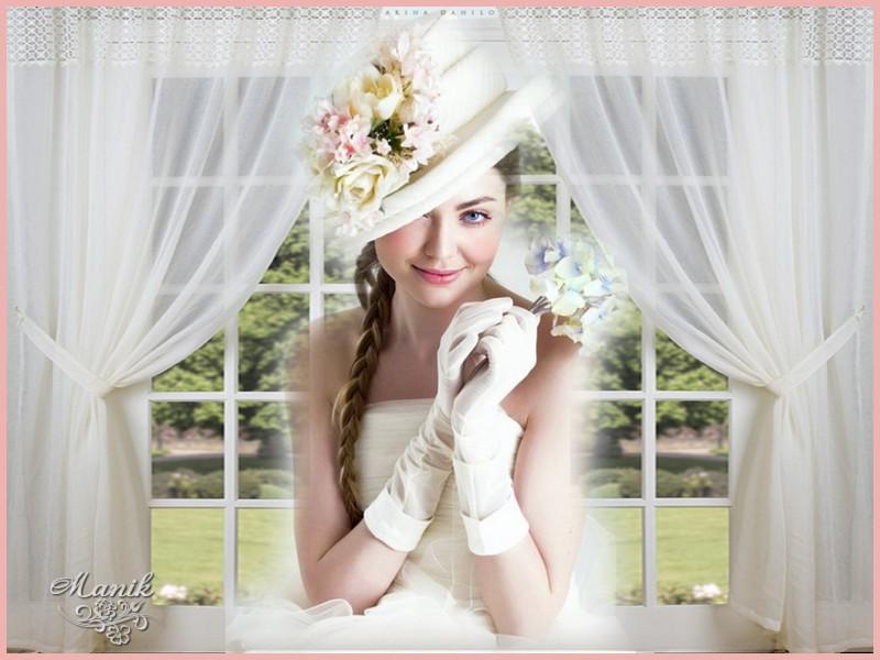 défi pour Resoya ( jolie femme )