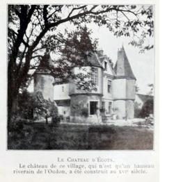 LES REMPARTS D'ÉCOTS (Calvados)