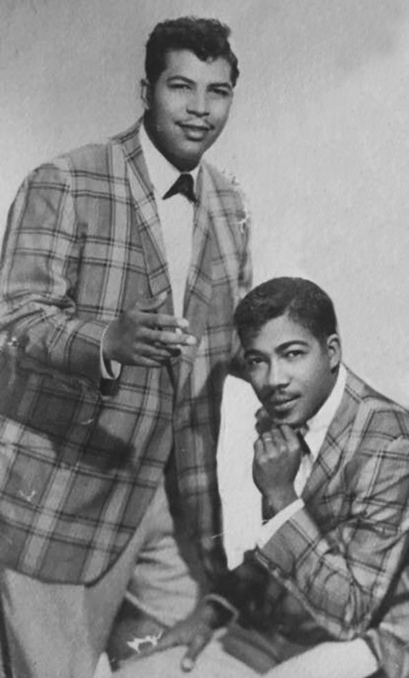 Freddie & Lou