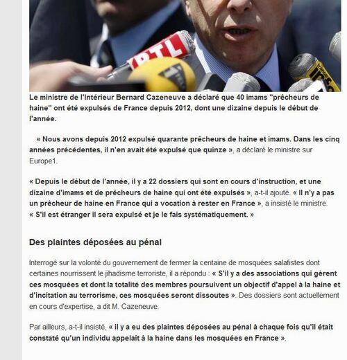 /Mamadou Daffé/Le Mirail/CNRS/Les cons plissent de l'Islamisme
