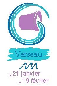 Signes du Zodiaque - Verseau !