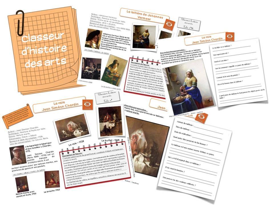 7f2111b5428 histoire des arts - (page 2) - la classe de stefany