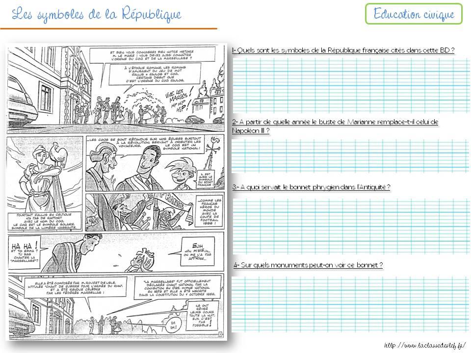 Enseignement moral et civique cycle 3 fichier à photocopier + cd.