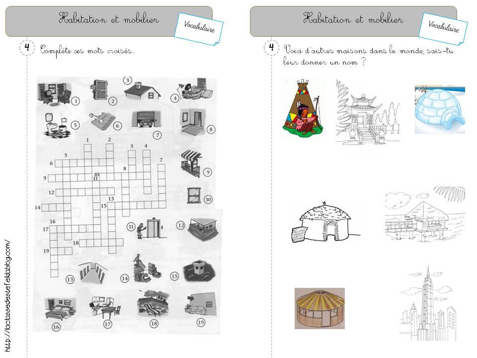 Enrichir Son Vocabulaire Themes La Classe De Stefany