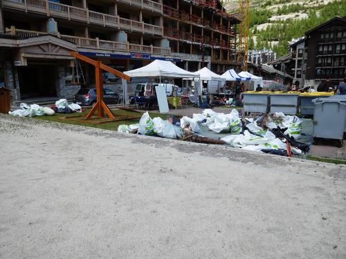 23/07/2017 Journée de l'environnement Solaise Val d'Isère Vanoise Savoie 73 France